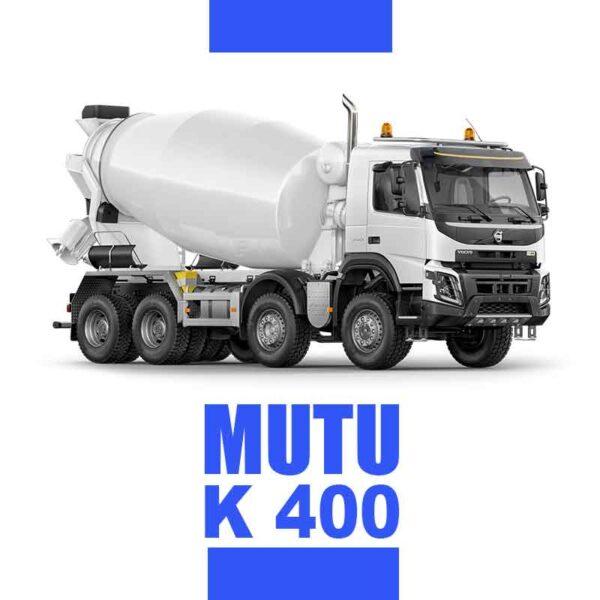 Beton Mutu K 400