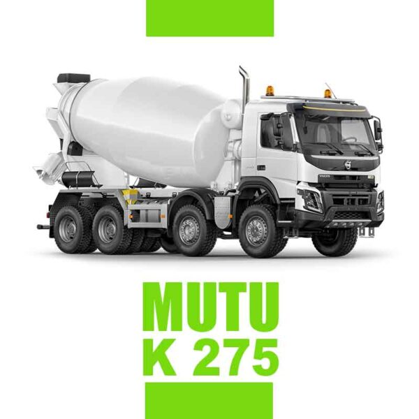 Beton Mutu K 275